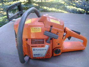 Husqvarna 262xp chainsaw