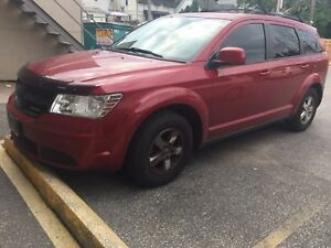 Dodge journey 2009 very clean no accidents with low km