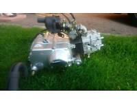 50cc Pit Bike Monkey Engine