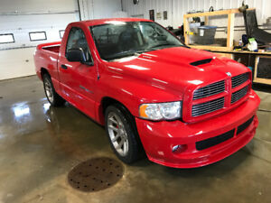2005 Dodge Ram Viper Powered SRT-10 Truck