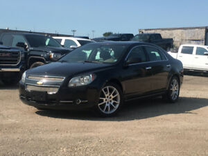 2009 Chevrolet Malibu LTZ, 3.6 L, 2 Sets of Tires