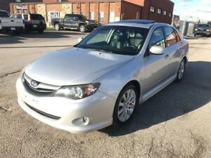 2010 Subaru Impreza LTD PKG/LEATHER/ROOF