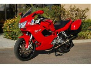 2007 Ducati Motorcycle Unlisted Item ST3 | SPORT TOURING