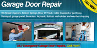 Garage Door and Remote service, CALL US TODAY