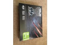 NEW ASUS NVIDIA GEFORCE GT 730 DDR3 4GB Graphics Card