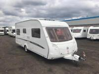 2008 SWIFT CHALLENGER FIXED BED 4 BERTH TOURING CARAVAN