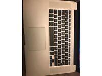 """Mac book pro 15"""" 2013 16gb"""