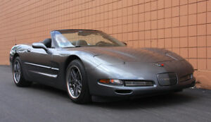 2004 Chevrolet Corvette C5 Convertible, Clean + Fully Loaded!