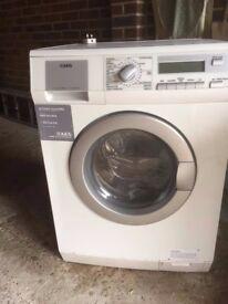 AEG Freestanding Washer Dryer Washing Machine (Lavamat Turbo L16850)