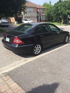 2006 Mercedes-Benz C280 4MATIC *NO ACCIDENTS*