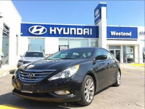2013 Hyundai Sonata SE at