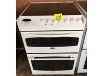 Refurbished Tricity si505w electric cooker-3 months guarantee!