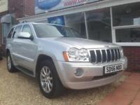 2006 56 Jeep Grand Cherokee 3.0 CRD V6 Overland FINANCE AVAILABLE