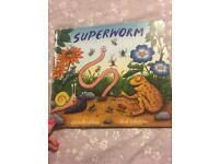 Superworm Julia Donaldson