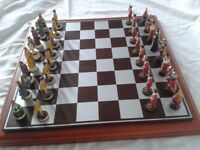 Field of the Cloth of Gold: Henry VIII's Chess Set