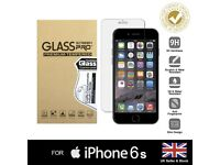 "iphone 6s screen protector 100% GENUINE TEMPERED GLASS (4.7"")"