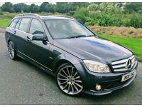 2011 Mercedes C200 CDI SPORT ****FINANCE ONLY £47 A WEEK****