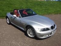 2002 BMW Z3 1.9 Roadster Convertible 2dr Petrol Manual (187 g/km, 118 bhp)