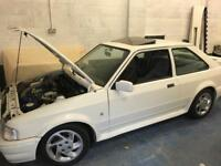 Escort rs turbo 1989