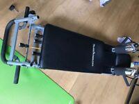 Pilates Power Gym Reformer machine