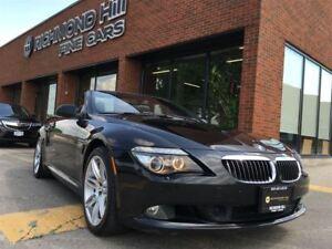 2010 BMW 6 Series 650i Head up display/navigation