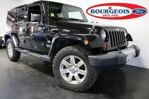 2011 Jeep Wrangler Unlimited 70TH ANNIVERSARY 3.8L V6