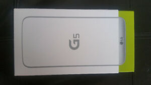 LG G5 - Unlocked Cell Phone - Brand New In Box - BNIB