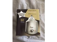 Tommee Tippee Electric Bottle & food warmer