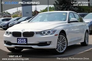 2015 BMW 3 Series 320i xDrive|Sunroof| Lighting Package
