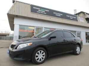 2010 Toyota Corolla LOADED,ALL POWER,CRUISE CONTROL, A/C