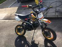 125cc xplorer pitbike