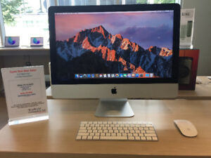 Open Box - 2016 21'' iMac only $1,449.00