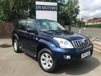 2007 Toyota Land Cruiser 3.0 D-4D ( 173bhp ) auto Invincible(TOP SPEC,HISTORY)