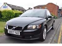 VOLVO C30 2.4 DS SE GEARTRONIC 2DR DIESEL (FULL SERVICE HISTORY,2 KEYS)