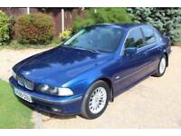 1999 BMW 5 SERIES 2.8 528I 4D 190 BHP
