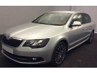 SKODA SUPERB 1.6 TDI SE BUSINESS 2.0 SE L EXECUTIVE FROM £72 PER WEEK!