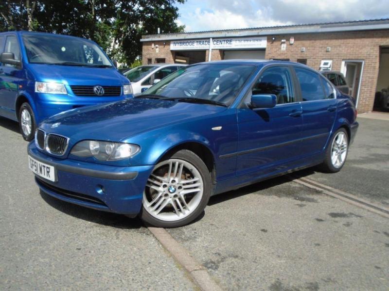 2003 R BMW 3 SERIES 2.9 330D 4D 181 BHP DIESEL