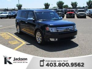 2010 Ford Flex Limited - NAV system, Leather Heated Seats