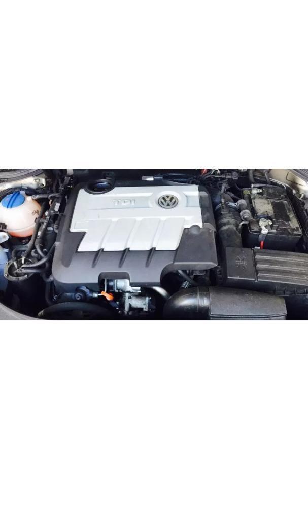 Volkswagen Tiguan Golf Passat 2.0 TDI CBA Engine Complete Very Low Miles Covered! Call 07404 546207