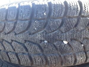 four winter tires 195/60/15