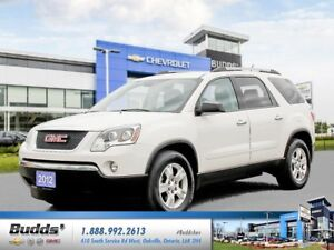 2012 GMC Acadia SLE SAFETY AND RECONDITIONED