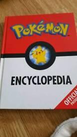 Pokemon encyclopedia
