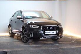 Audi Q3 RSQ3 TFSI QUATTRO (black) 2014-03-04
