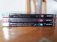 A set of books by Liz Elwes