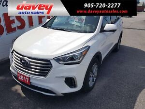 2017 Hyundai Santa Fe XL Limited ALL WHEEL DRIVE, 7 PASSENGER...
