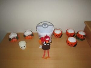 Halloween Package, QTY = 9
