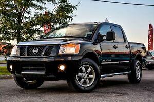 Nissan Titan 2012 PRO-4X