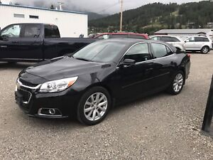 2015 Chevrolet Malibu LT  TURBO Sedan