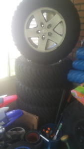 Rubicon Jeep Tires and Rims