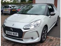 2016 Citroen DS3 1.2 Puretech Chic **Low Mileage 2,896**